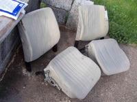 So - jetzt reichts aber wieder mit Sitzen - zumal die in der letzten Zeit eh nicht drin waren (sh. spaeter)...