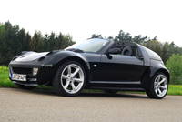 Highlight for Album: Smart Roadster Coupe