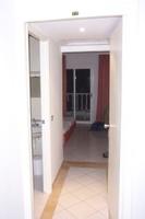 Hotelzimmer - Eingang