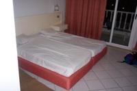 Hotelzimmer - Betten
