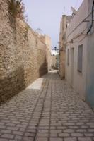 Altstadt und Stadtmauer von Sousse